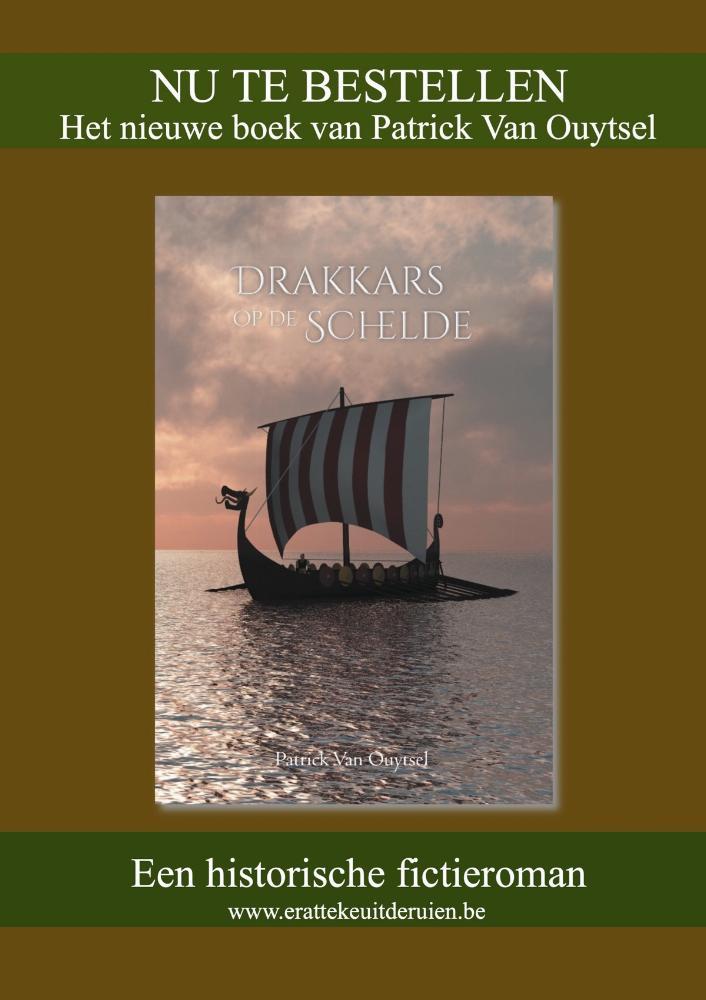 Mijn nieuwe boek is vanaf vandaag te koop