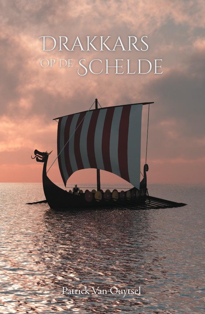 Cover Drakkars op de Schelde