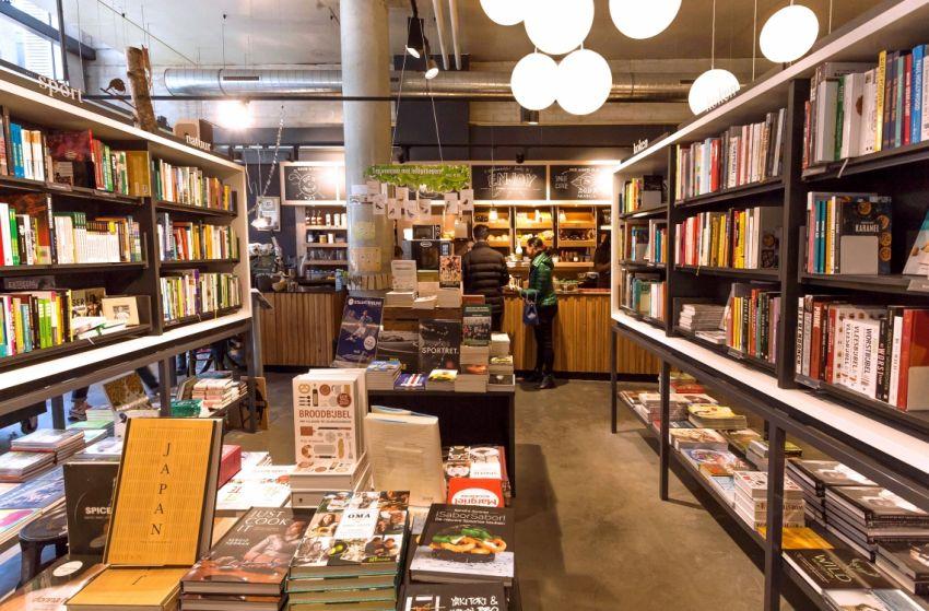 Bent u een boekhandel?